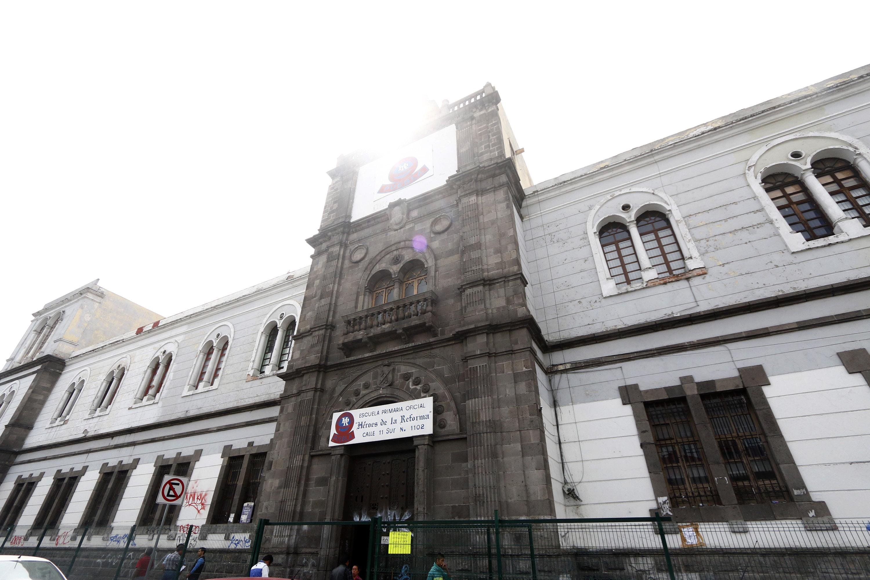 Escuela Héroes de la Reforma