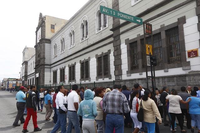 Héroes de la Reforma no será más una escuela, sentencia Gali