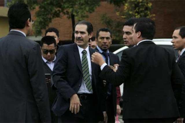 Un juez dicta auto de formal prisión en contra de Guillermo Padrés
