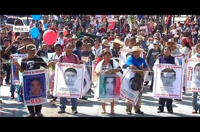 Fiscalía General reconstruirá desde cero el caso Ayotzinapa