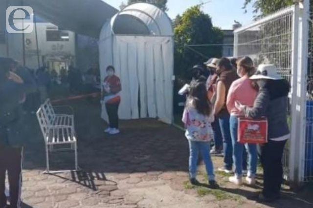 DIF de Coronango formó a padres de familia por 5 horas
