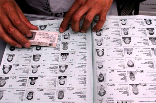 El Inai le ofrece apoyo al INE para evitar que roben el padrón electoral