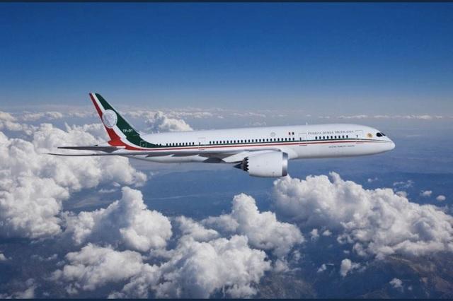 Ofrecen 4 mil pesos por escribir cuento del avión presidencial