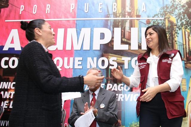 Apoyo a sectores vulnerables en el cobro del impuesto predial: Rivera