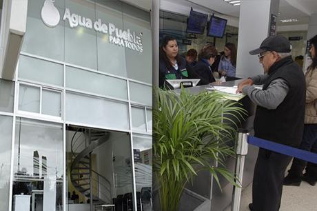 Suspende Agua de Puebla cobro a comercios por coronavirus