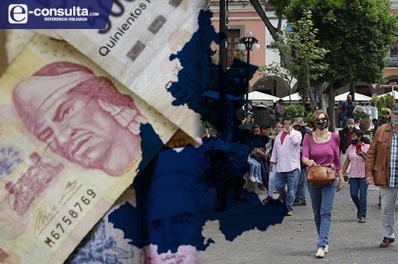 Llegan a Puebla 13.9% menos recursos federales en 2020