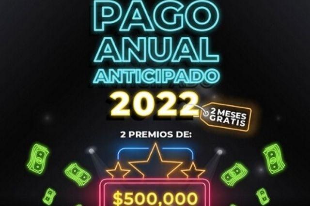 Agua de Puebla inició el Pago Anual Anticipado 2022