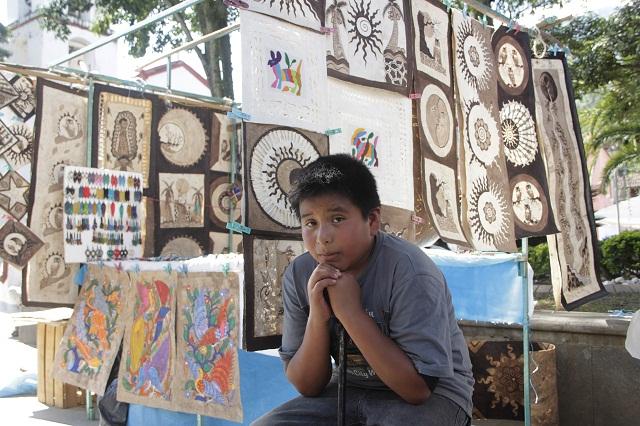 Tiene Pahuatlán seis mil pobladores dedicados a las artesanías