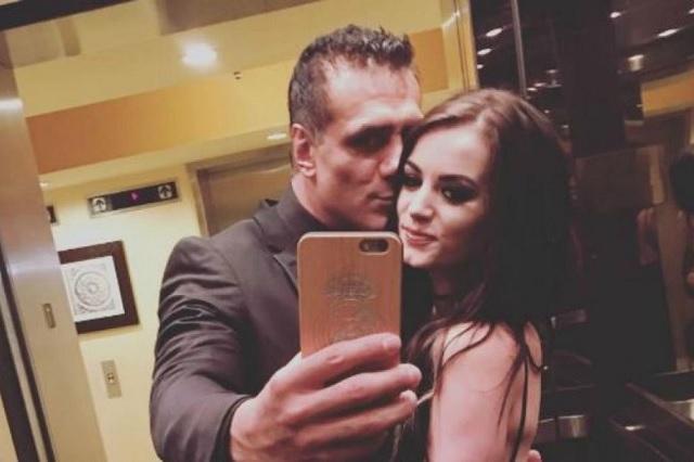 Paige, Diva WWE, relata agresiones por parte de Alberto del Río
