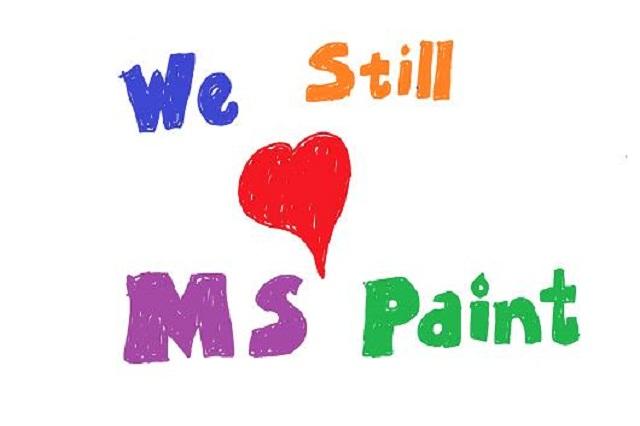 Microsoft escucha a sus usuarios y Paint no desaparece