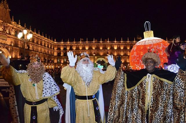 Entérate qué países visitan los reyes magos cada 6 de enero