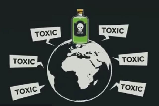 """El Diccionario Oxford elige """"tóxico"""" como palabra del año"""