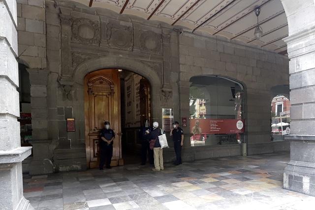 Ayuntamiento de Puebla da 4.1% de aumento salarial