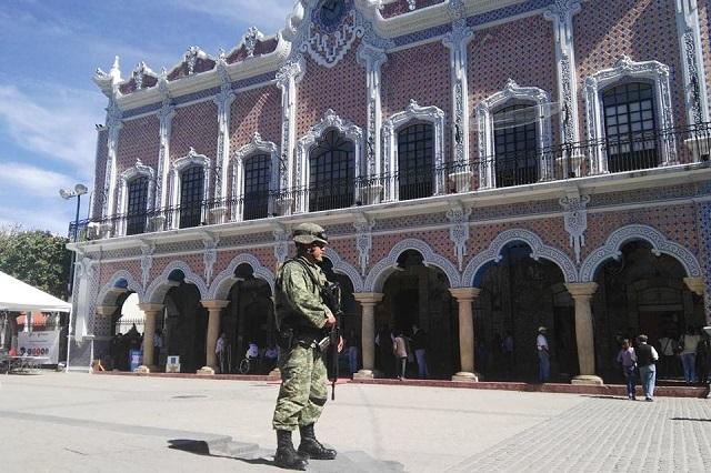 Inicia Cabildo de Tehuacán proceso para suplir a su alcalde