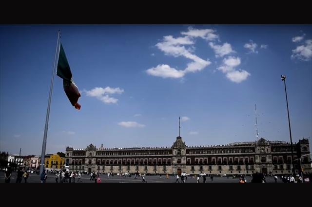 AMLO decidió dar su discurso en el Zócalo y no desde balcón de Palacio Nacional