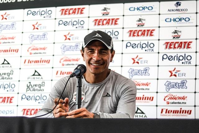 Los tres puntos ante Toluca son importantes para nosotros: Palencia