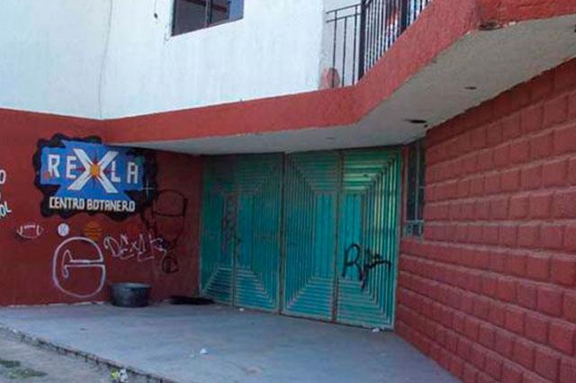 Palenque en San Andrés Cholula también fue atacado en 2013