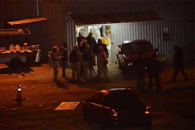 Comando ataca un palenque en Ensenada y asesina a 4 personas