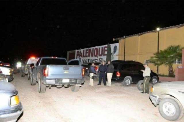 Sube a 12 la cifra de muertos en ataque a palenque de Guerrero