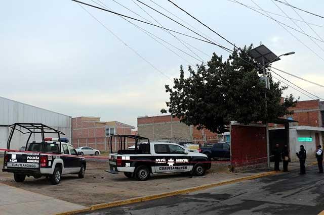 Llevan a declarar a 14 policías por el caso de Cuautlancingo