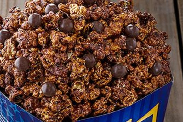 Cinépolis anuncia palomitas con sabor a Chocolate Hershey's