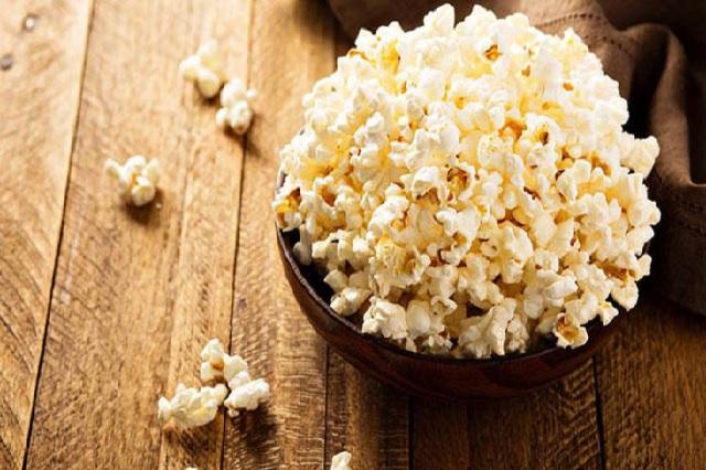 ¿Las palomitas de maíz te mantienen joven?