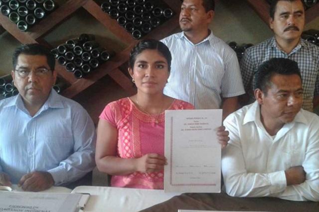 Ejecutan en Oaxaca a Pamela Terán, candidata del PRI a concejal