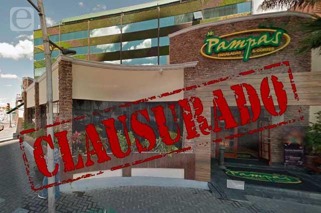 Clausura gobierno Mr. Pampas de la Juárez por no expedir facturas