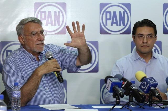 Alonso no está obligada a reportar patrimonio de RMV: PAN