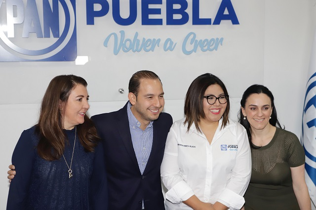 Marko Cortés defiende a Cárdenas y asevera que no peligra candidatura