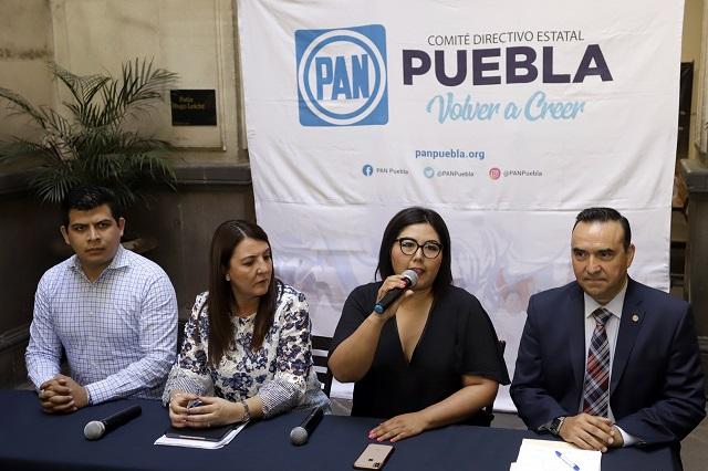 Ventaja de Barbosa no da para impugnar su votación: PAN