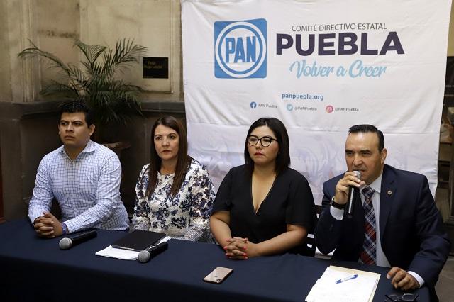 Cifras de la elección en Puebla no dan para impugnarla, reconoce PAN
