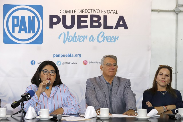Giles, Huerta y Riestra buscan lugar en Consejo Nacional del PAN