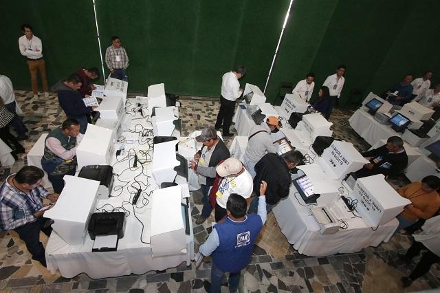 Ahora acusa Alcántara 242 votos ilegales en elección del PAN