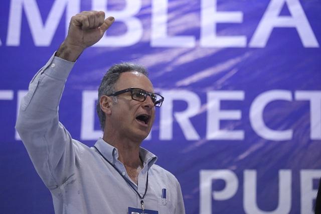 Reelige el 15.8% de la militancia a Regordosa como líder del PAN