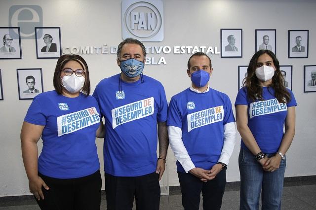 Líderes de partidos buscan entrometerse en el PAN: Huerta