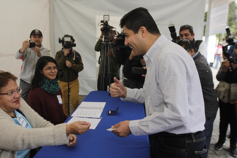 PSI y CPP no me apoyan porque temen perder su registro: Rivera