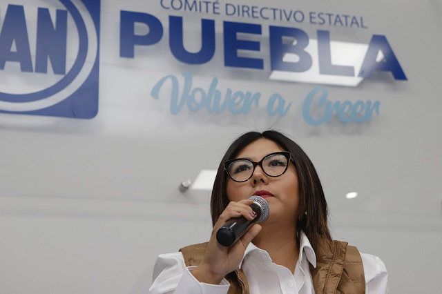 Como diputada federal, Genoveva Huerta no presentó iniciativas propias
