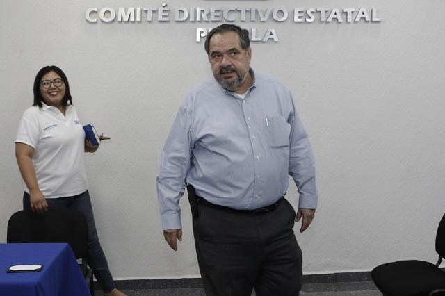 Sí le ofrecí la candidatura a Eduardo Rivera, revira Héctor Larios