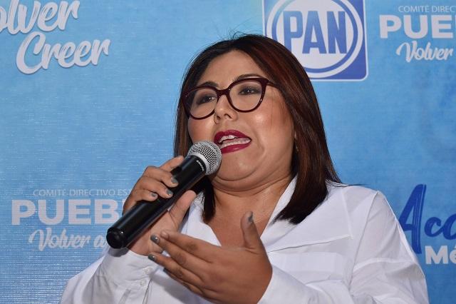 PAN acusa uso electoral de despensas; pide intervenga IEE