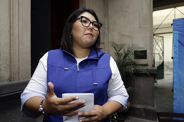 PAN se opone al borrado del sello morenovallista en obras públicas