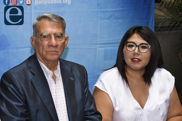 Fraile denuncia a Huerta por no reintegrarlo a dirigencia del PAN