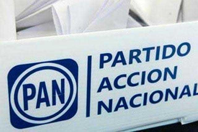 Para reelegir dirigencia panista en la capital bastan 864 votos