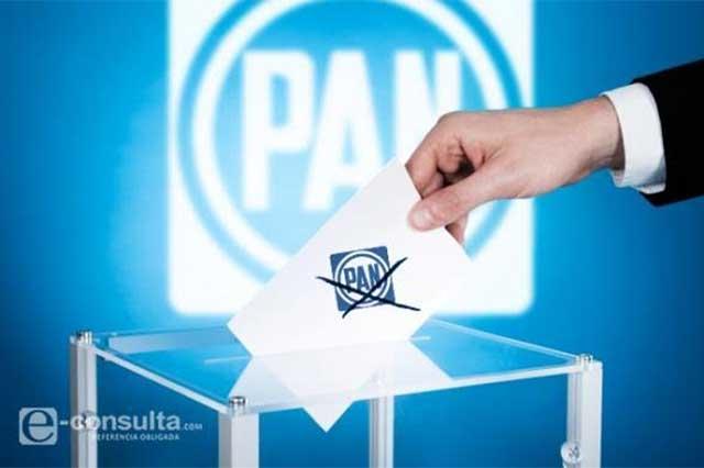 Nunca en 6 años eligió el PAN a candidatos por elección abierta
