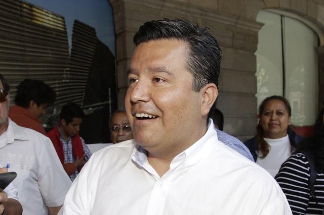 PAN acusa a Rivera de opacidad y olvido de las Juntas Auxiliares