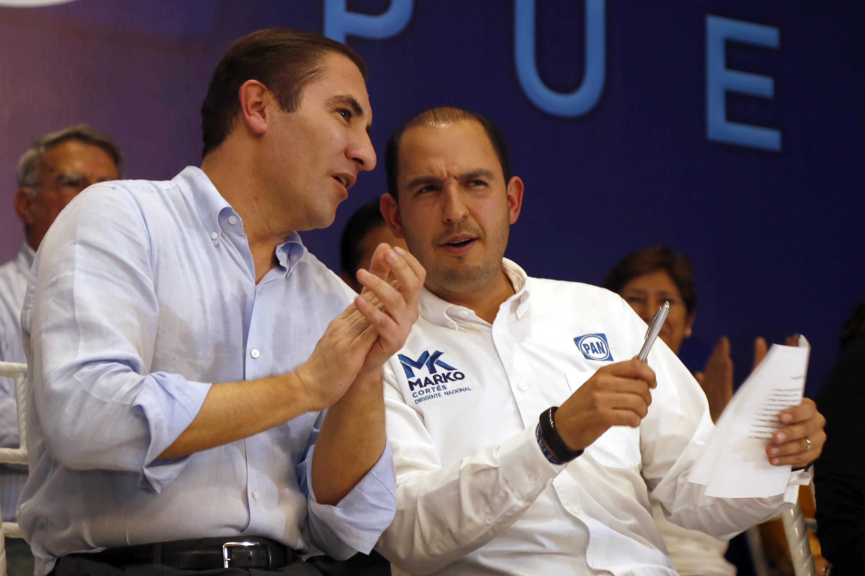 Tendré más responsabilidades en  el Senado, adelanta Moreno Valle