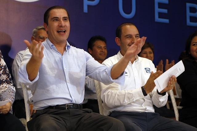 Consulta con senadores panistas antes de nombrar a RMV: Cortés