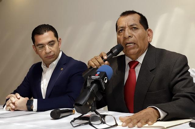 SGG no mueve la impugnación contra Cárdenas, asevera Perea