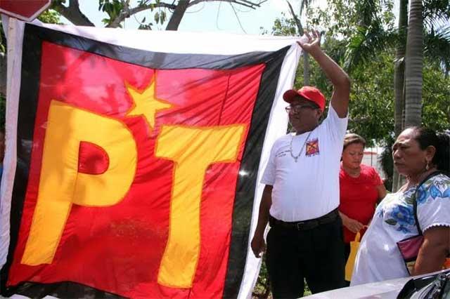 El PAN defiende en tribunales al PT para que no le quiten el registro