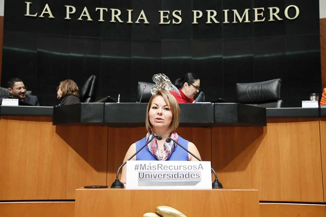 Que AMLO no intervenga en elección de Puebla: senadores PAN